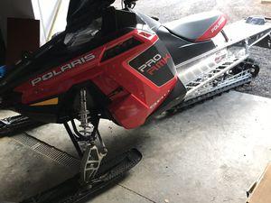 2011 Polaris Pro RMK 800 Snowmobile for Sale in Snohomish, WA