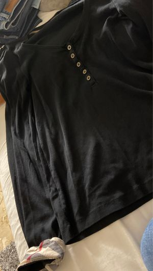 Burberry shirt for Sale in San Jacinto, CA