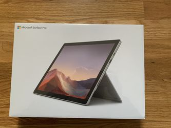 """Microsoft Surface Pro 7 – 12.3"""" Touch-Screen - 10th Gen Intel Core i7 - 16GB Memory - 256GB SSD (Latest Model) for Sale in Beaverton,  OR"""