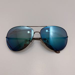 Blue Mirrored Aviator Sunglasses for Sale in Seattle, WA