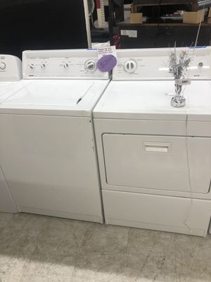 KENMORE TOP LOAD WASHER AND DRYER SET IN PERFECT CONDITION for Sale in Laurel, MD