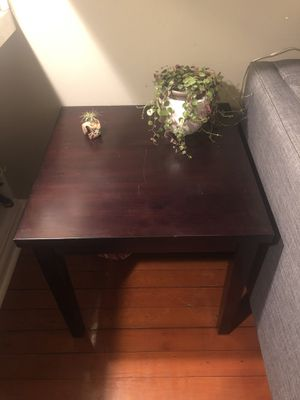 End table x2 for Sale in San Diego, CA