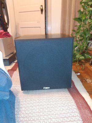 PINNACLE DIGITAL SUB 100. 10 inch for Sale in Woonsocket, RI