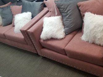 💥FABRIC SOFA AND LOVESEAT for Sale in Fort Worth,  TX