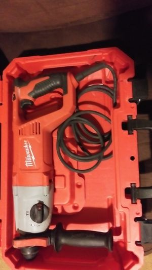 Milwaukee Rotary Hammer Drill for Sale in Rochester, NH