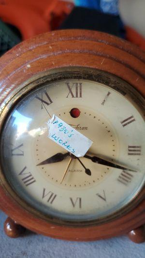 Antique Telechron Alarm clock 1930s for Sale in Surprise, AZ