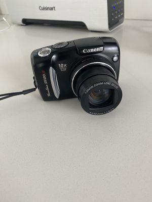 Canon powerShot sx120 10 mega pixel digital camera for Sale in Miami, FL