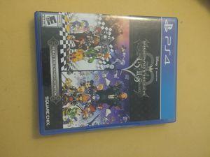 Kingdom Hearts 1.5 + 2.5 for Sale in Lynnwood, WA