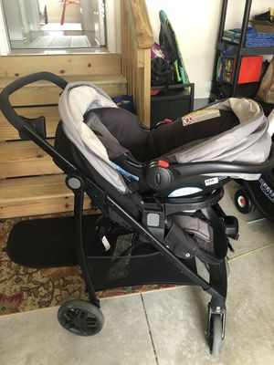 Graco Stoller and infant car seat for sale for Sale in New Hill, NC