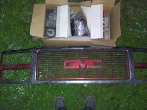 GMC front grill for Sale in New Braunfels, TX
