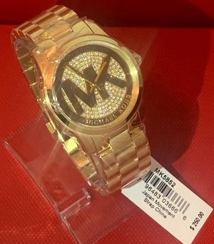 Mk watch with original box and tags for Sale in Brooklyn, NY