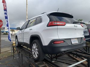 Jeep Cherokee 2015 Limited for Sale in Manteca, CA