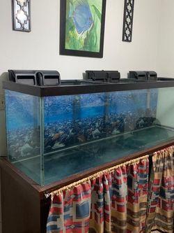 Fish Tank - Pescera 120galones for Sale in Virginia Gardens,  FL