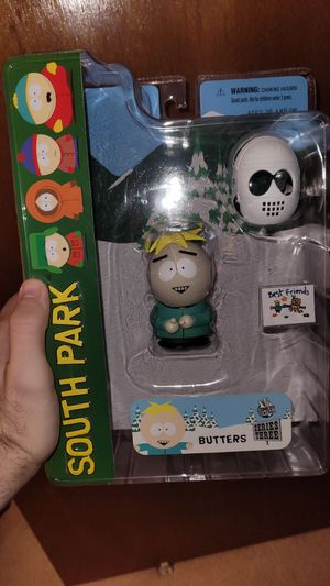 "South Park Butters Series 3 Mezco Action Figure. In Box ""New"" for Sale in San Pedro, CA"
