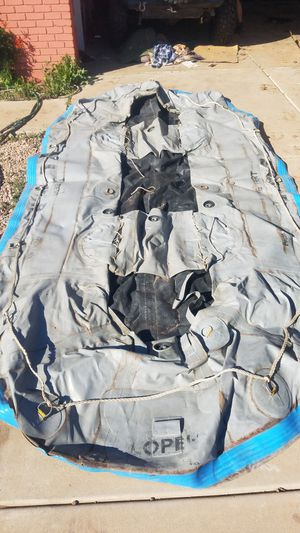 NRS sport raft 15' for Sale in Peoria, AZ