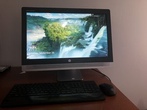 HP Eliteone 800 G2 AIO Desktop Quad Core i5 3.30GHz 8GB Ram 500GB HDD for Sale in Lawrenceville, GA