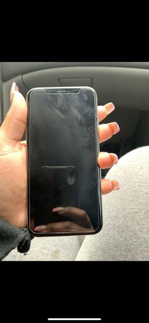 iPhone X for Sale in McKeesport, PA