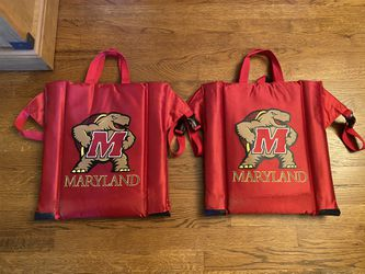 2 Maryland Terps Stadium Seats for Sale in Silver Spring, MD