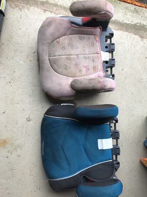Free kid booster seat for Sale in Vienna, VA