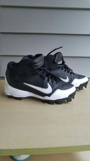 Nike football shoes size 5.5 Young for Sale in Portland, OR