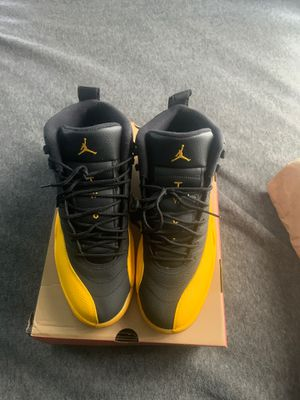 Jordan 12 university gold size 12 VNDS for Sale in Kissimmee, FL