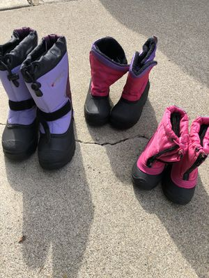 Snow boots for Sale in Newark, CA