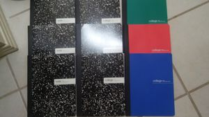 College notebook. All for $6. New for Sale in Anaheim, CA