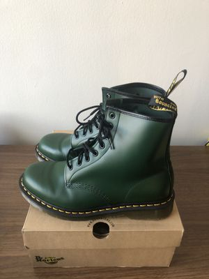 Dr. Marten 1460 Boots Green for Sale in Washington, DC