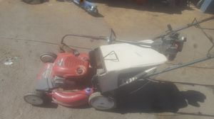 Toro Recycler Lawn mower and Murray weed eater combo for Sale in Phoenix, AZ