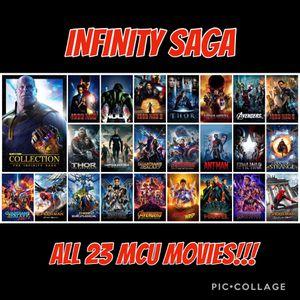 Entire Infinity Saga (Marvel MCU movies) on digital. for Sale in Colorado Springs, CO