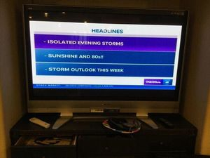 A 55 inch Panasonic tv for Sale in Thornton, CO