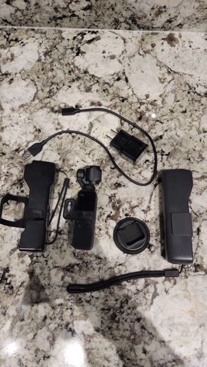 DJI Osmo pocket for Sale in Chicago, IL