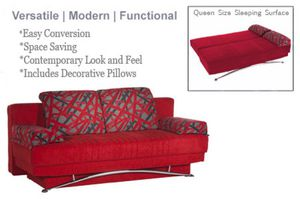 Modern sofa bed / futon for Sale for sale  Queens, NY