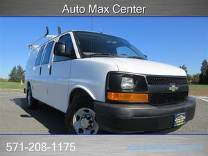 2011 Chevrolet Express Cargo Van for Sale in  Manassas, VA