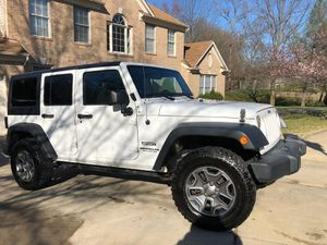 2012 Jeep Wrangler for Sale in Alexandria, VA