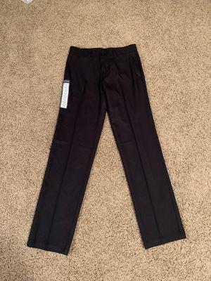 Men's 30x32 Slim Fit Performance Slacks (black) for Sale in Wichita, KS