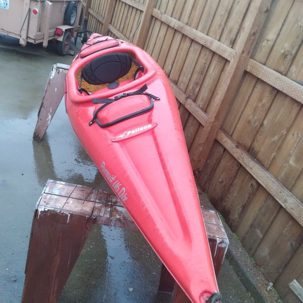 Kayak, Pelican Pursuit 116 DLX