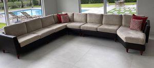 Elegant Large L shaped Sectional for Sale in Tamarac, FL