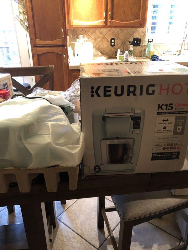Keurig K15! Brand new in box!