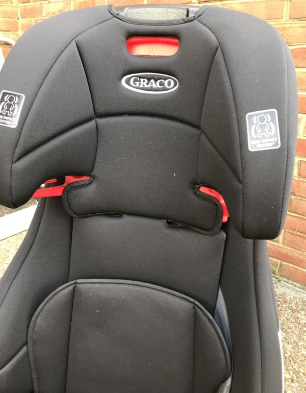 Graco Highback booster car seat