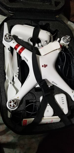 Dji phantom drone for Sale in Fort Worth, TX
