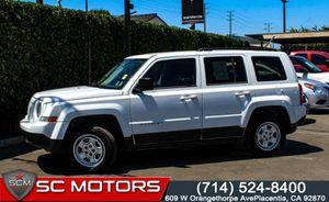 2013 Jeep Patriot for Sale in Placentia, CA