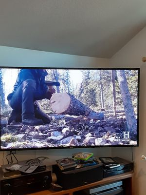 65 inch TCL Roku smart tv for Sale in Spanaway, WA