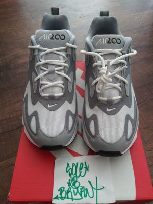 Nike Air Max 200 Platinum Volt for Sale in Las Vegas, NV