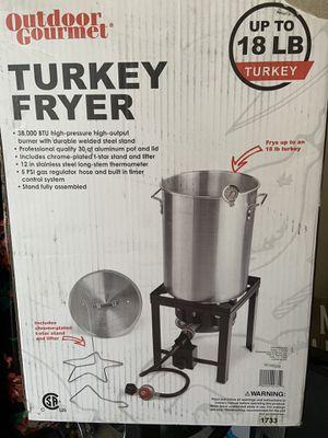 Turkey fryer for Sale in Killeen, TX