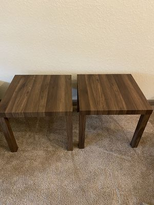 Set of side tables for Sale in Seminole, FL