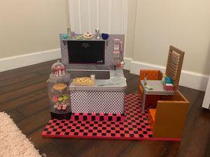 OG Diner for American Girl or Our Generation Dolls for Sale in Davie, FL