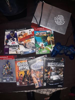 Ps2 with games. No holds for Sale in Wenatchee, WA
