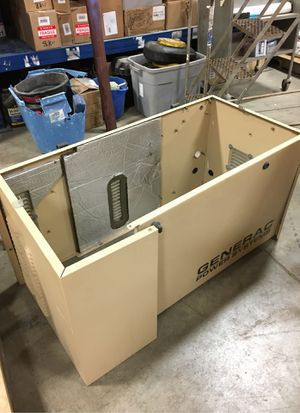 Generac Power Systems whole home generator ENCLOSURE for Sale in Arnold, MO
