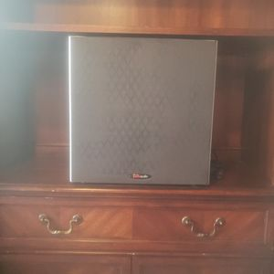 Polk Audio Psw10 Subwoofer for Sale in Chula Vista, CA